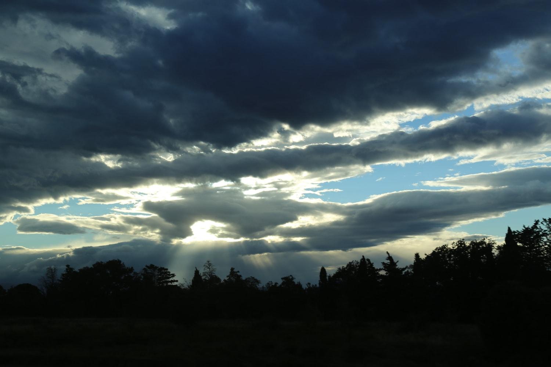 Au Crépuscule......