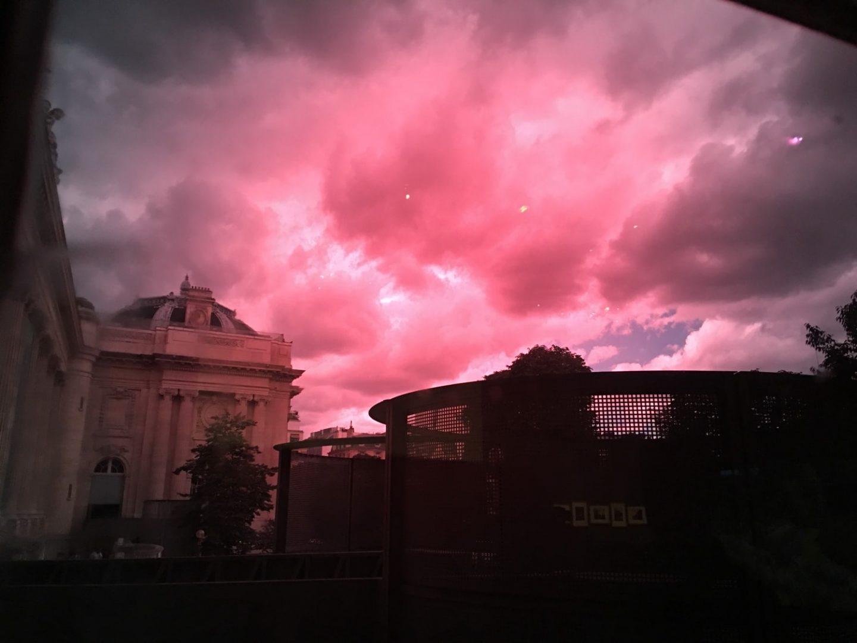 Paris - Ciel d'Orage